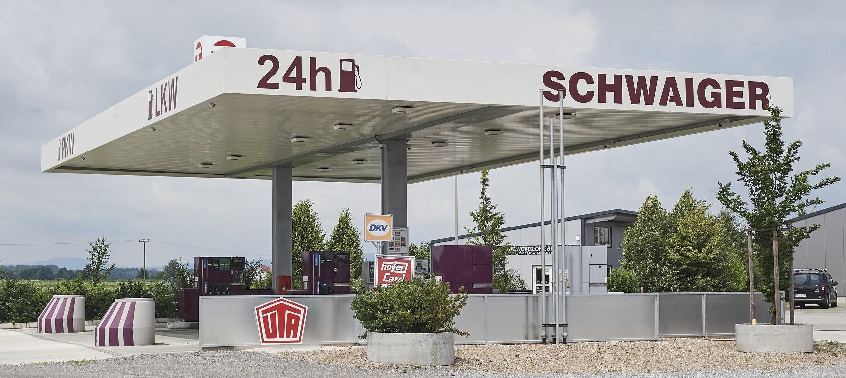 Schweiger Tankstellen Atting